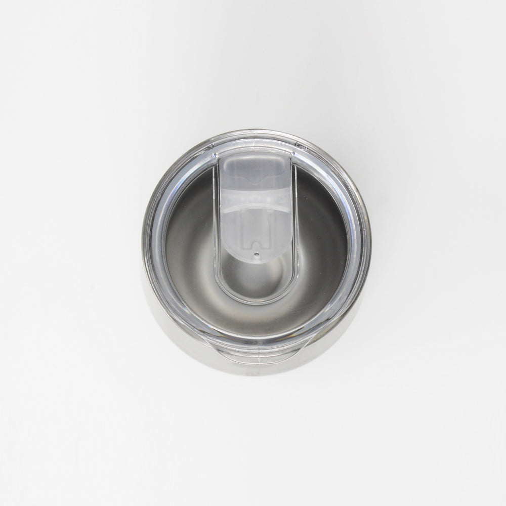 Reusable Coffee Cup Silver