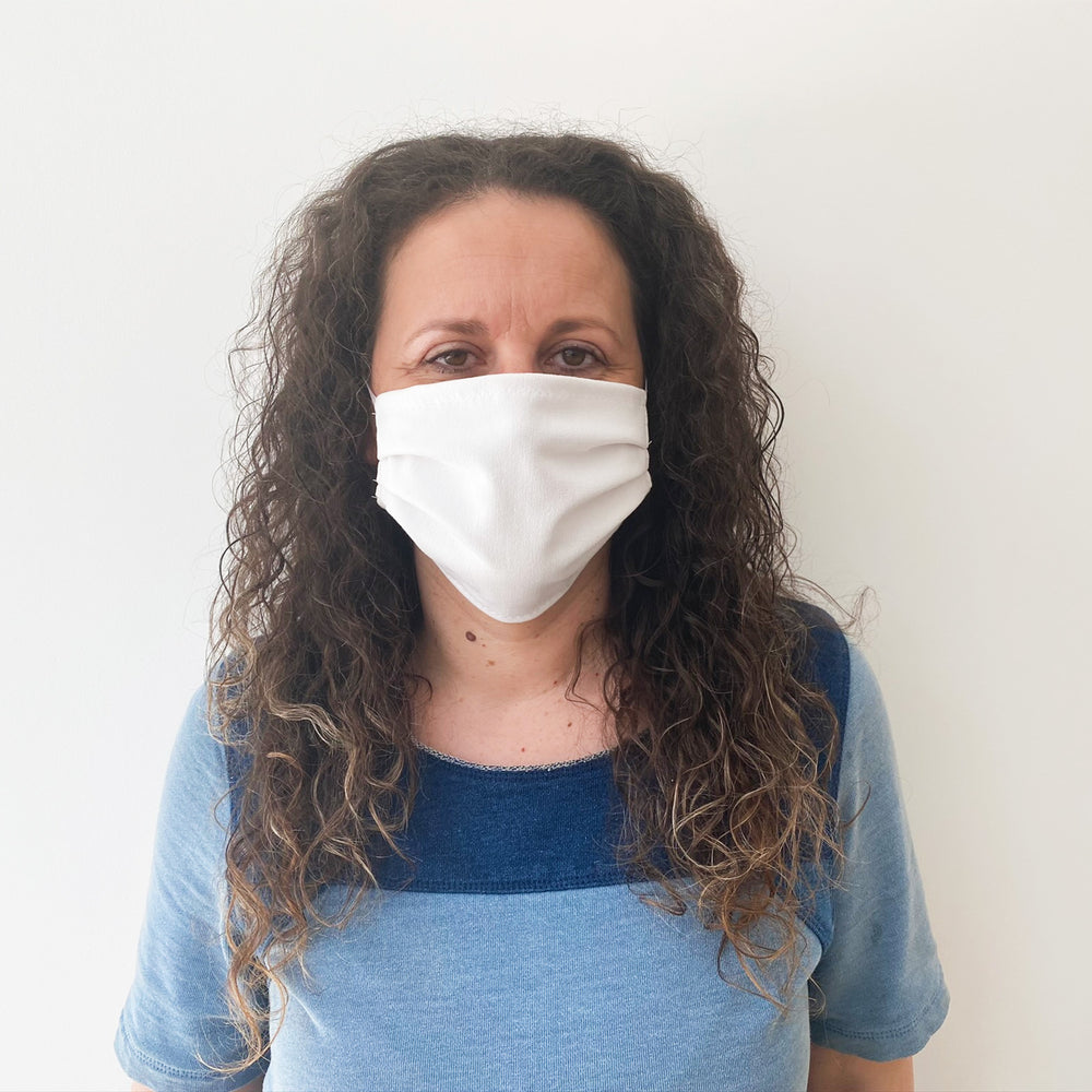 Reusable Cotton Face Mask Made in UK