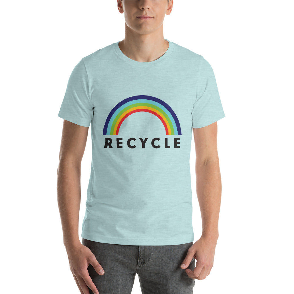 #Recycle T-shirt