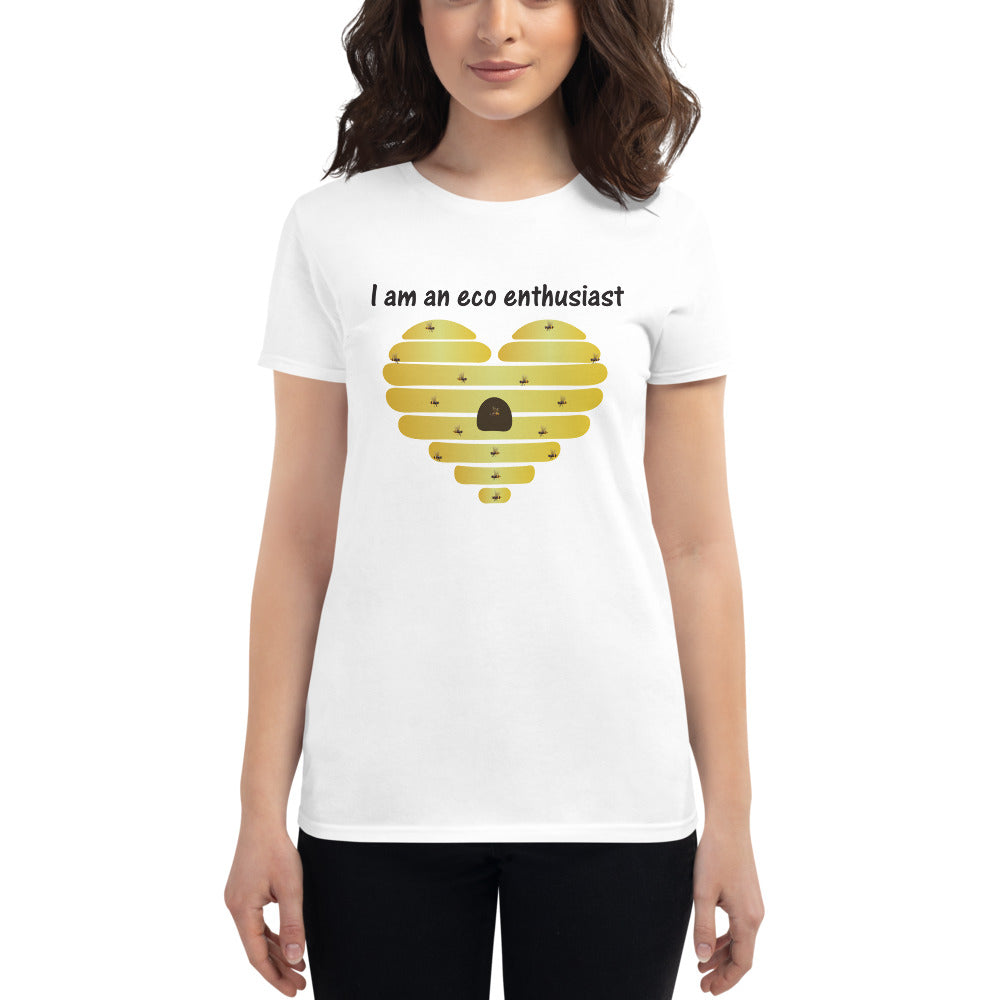 I am an Eco Enthusiast T-shirt