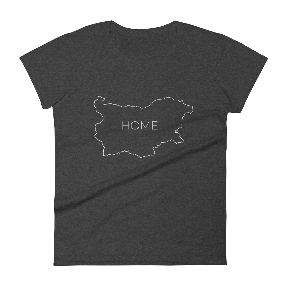 Women - Where is HOME? T-shirt