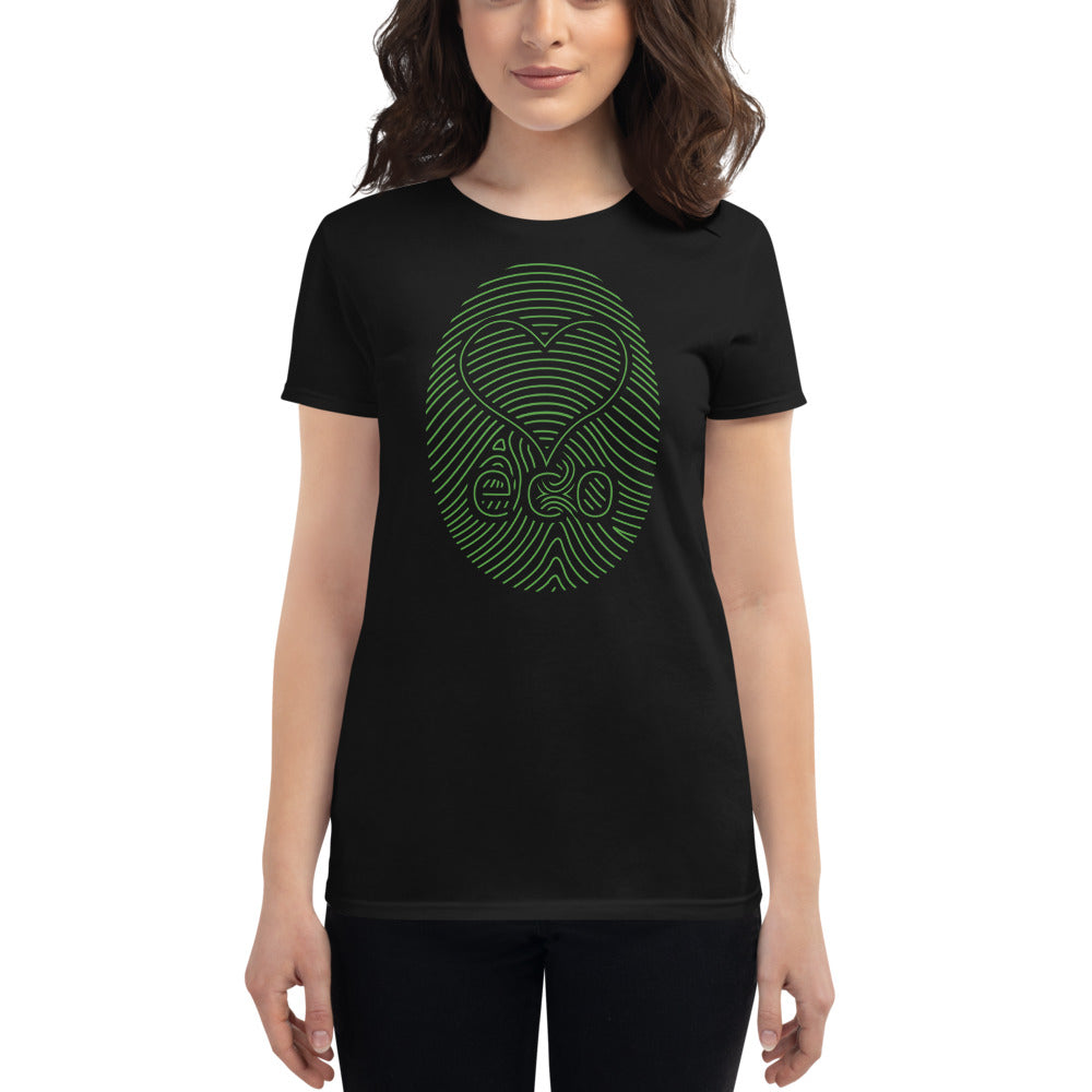 Women - Eco Finger Print T-shirt