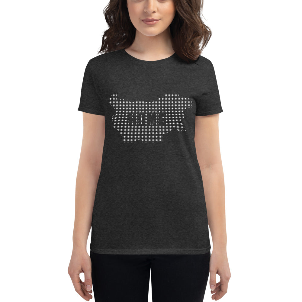 Women - Home Is Where My Heart Is T-Shirt