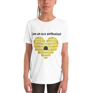 Kids- I am an Eco Enthusiast T-shirt