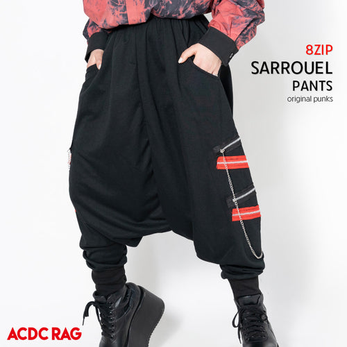8ZIP Saruel pants