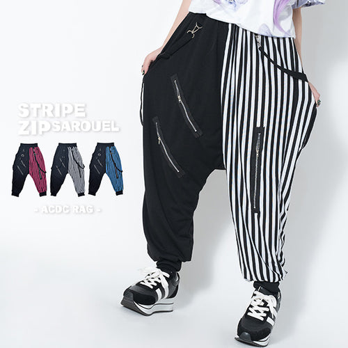 ZIP Saruel pants