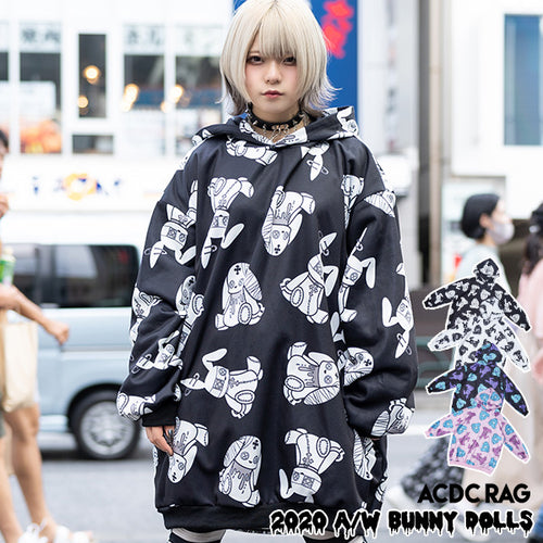 P Bunny Dolls BIG Parka