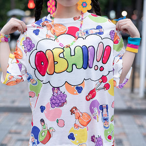 Fruit Salad Tシャツ