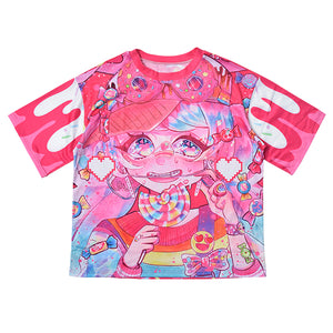 Crazy Sprinkle Tシャツ
