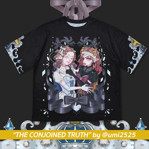 CONJOINED TRUTH Tシャツ