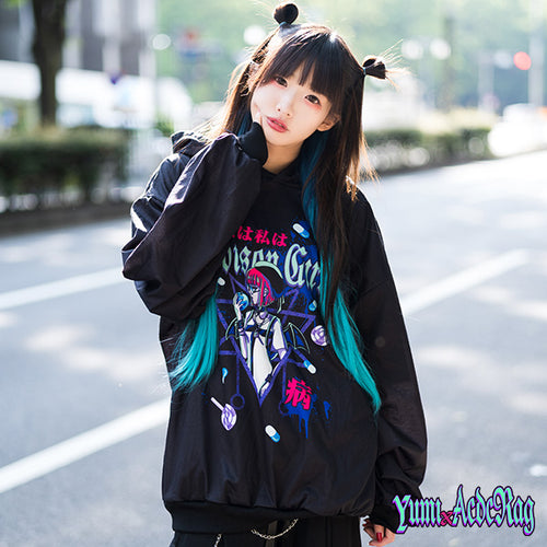 Poison Girl Parka