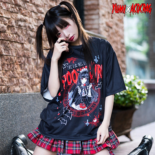 Spooky Girl Tシャツ
