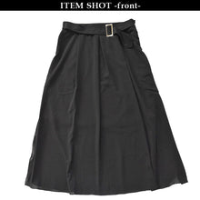 I read an image to a gallery viewer, F belt skirt