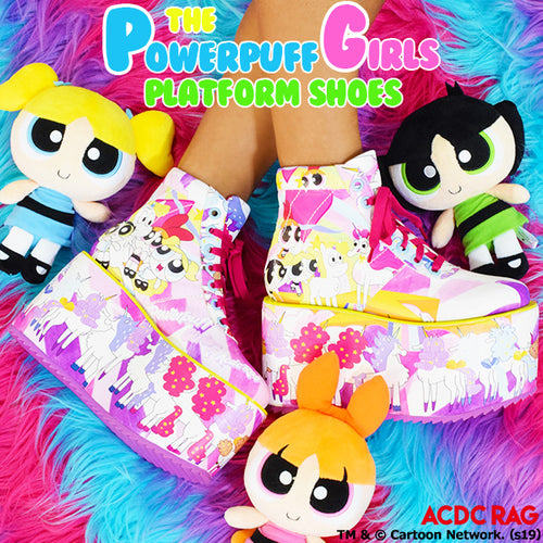 PPG Unicorn Platform Shoes