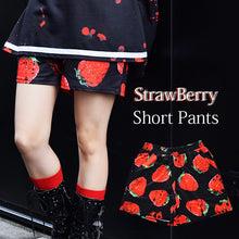 I read an image to a gallery viewer, Strawberry Show pan