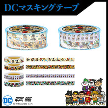 I read an image to a gallery viewer, DC's Nail masking tape