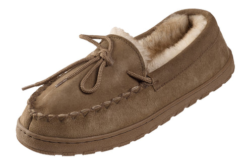 Moccasin Tipped