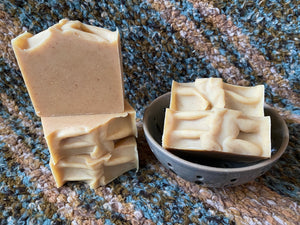 Orange Mechanics Goat Milk Soap