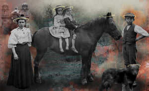 The Girl on the Mare