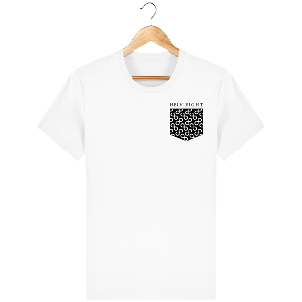 T-Shirt Bio // c'est dans la poche, for men