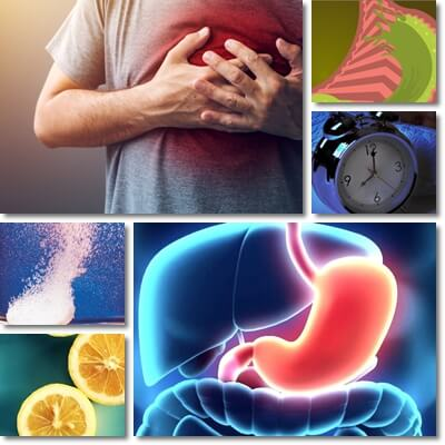 How To Get Rid Of Acid Reflux Naturally at Home