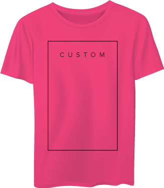 Pink Shirt Day - Custom