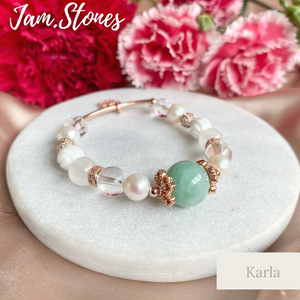 Karla ( Honesty, Calmness, Clarity & Healing)