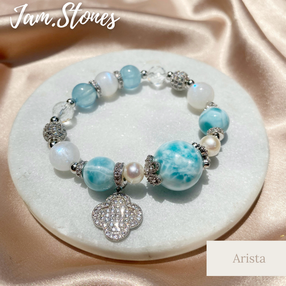 Arista ( Calmness, Creativity and Strength)