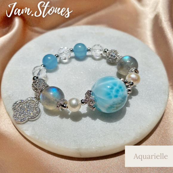 Aquarielle ( Calmness, Courage, and Healing )