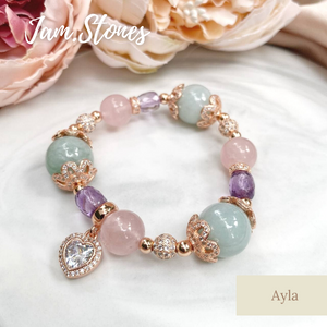 Ayla ( Wealth, Focus, Wisdom, Love and Luck)