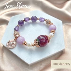 Huckleberry ( Healing, Motivation, Focus and Love)