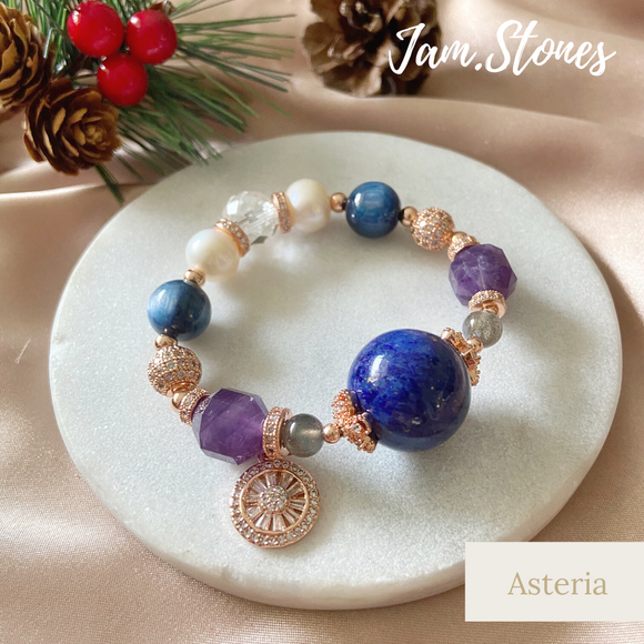 Asteria (Wealth & Wisdom)