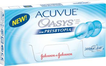 Acuvue Oasys for Presbyopia Contact Lenses (6 Pk)