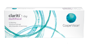 Clariti 1 Day Multifocal Contact Lenses (30 Pk)