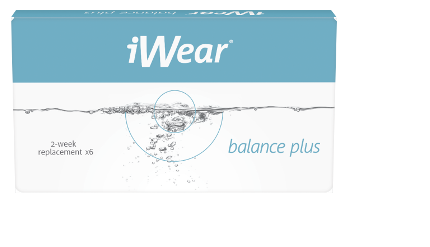 iWear Balance Plus Contact Lenses (6 Pk)