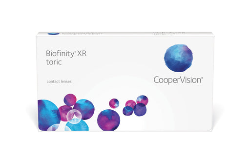 Biofinity XR Toric Contact Lenses (6 Pk)