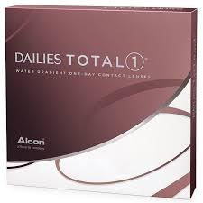 Dailies Total 1 Contact Lenses (90 Pk)