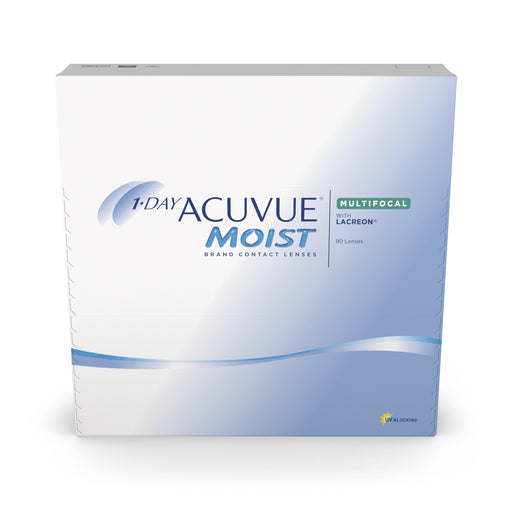 Acuvue 1-Day Moist Mfocal 90 Pk