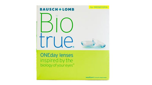 Biotrue 1-Day Presbyopia Contact Lenses (90 Pk)