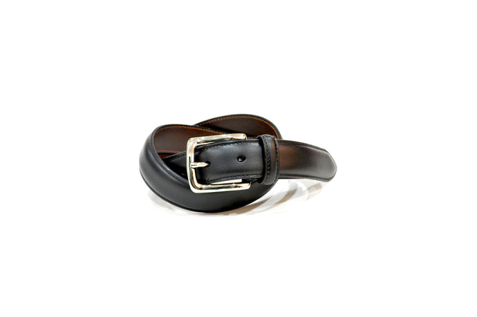 WHEELROBE ORIGINAL DRESS BELT 30mm BLACK