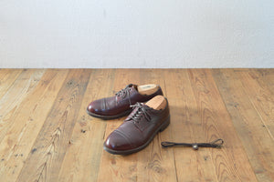 ORIGINAL SHOE LACE FLAT COTTON BROWN 150cm
