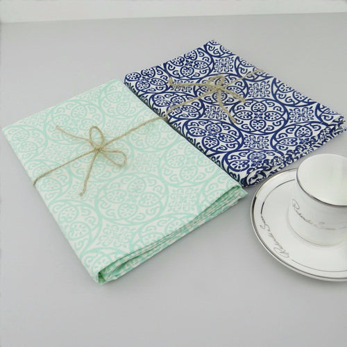 Cotton Tea Towel (2Pcs)