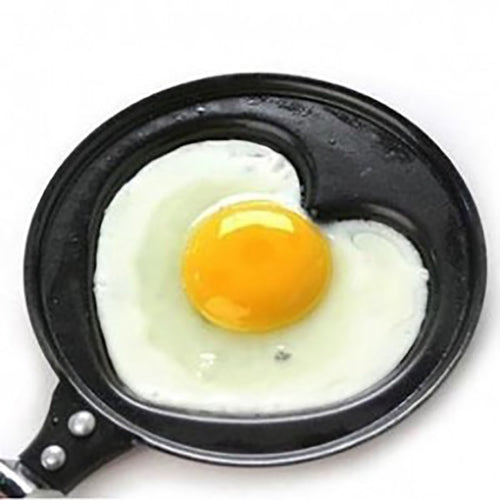 Heart Shaped Mini Egg Pan