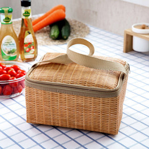 Thermal Weave Lunch Cooler
