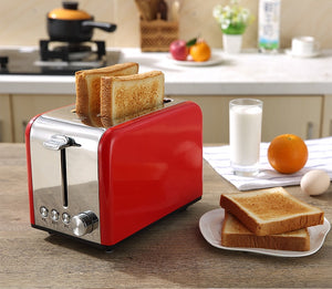 Retro Two Slot Toaster