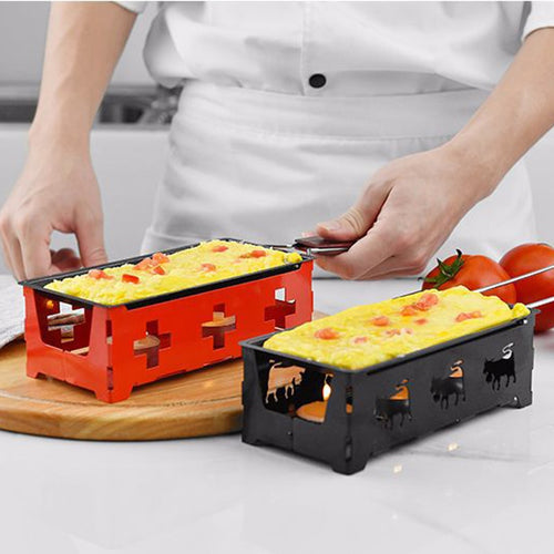 Swiss Cheese Mini Grill