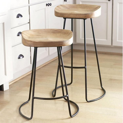 Simple Iron Stool