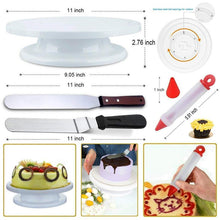 Load image into Gallery viewer, Cake Decorating Kit (73pcs)