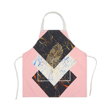 Load image into Gallery viewer, Deetrust Gold Cotton Apron