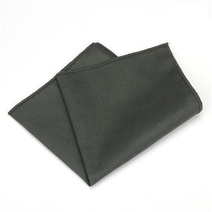 Plain Cotton Napkins (8Pcs)